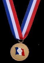 Médaille Civisme Dévouement