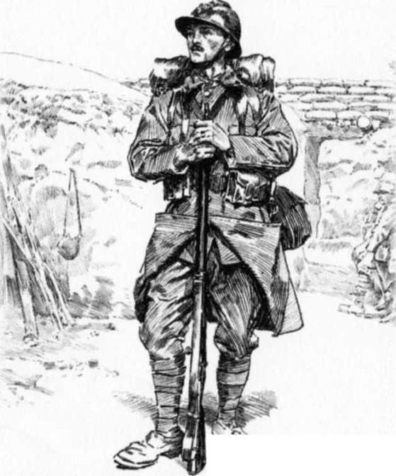 soldat patriote