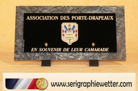 Serigraphie Wetter Plaques funéraires et commémoratives – Tel : 03 89 69 16 67 – www.serigraphiewetter.com